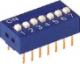 DIP Switch 6 poli