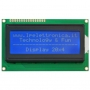 Display LCD 20x4 Blu