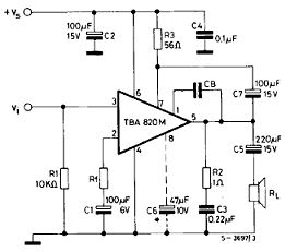 TBA820M_schematic